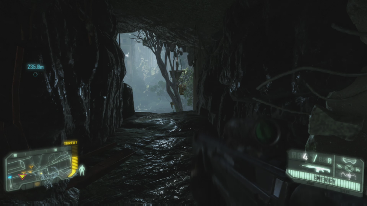 str8wick3d1 playing Crysis 3