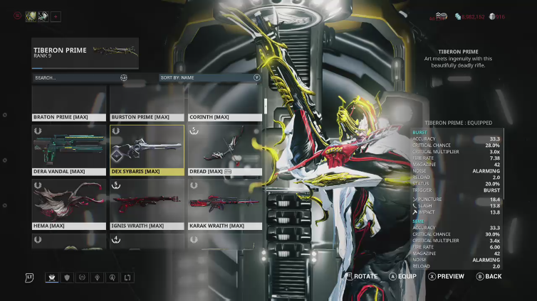 Keyvan D playing Warframe — XboxReplay net