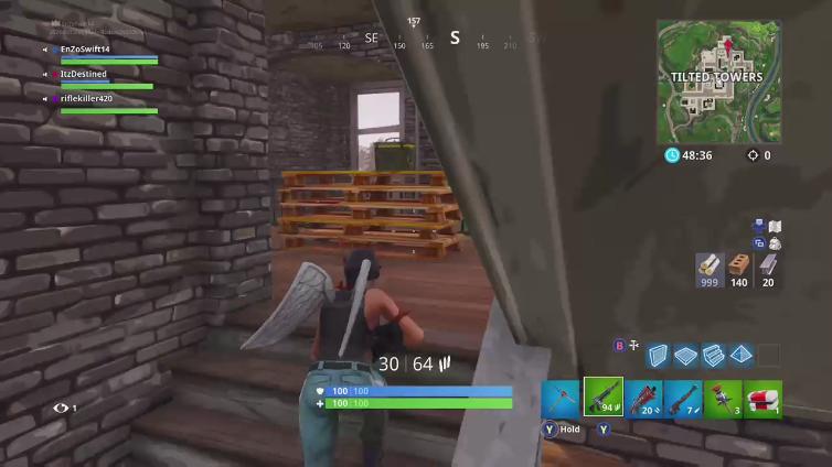 rnzos fortnite tracker  fortnite chest trick