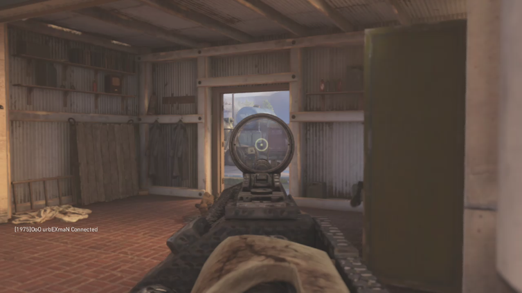 xDa CODfatherx playing Call of Duty: WWII