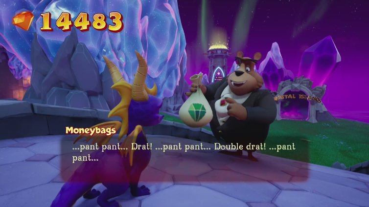 PsychoNugget666 playing Spyro Reignited Trilogy