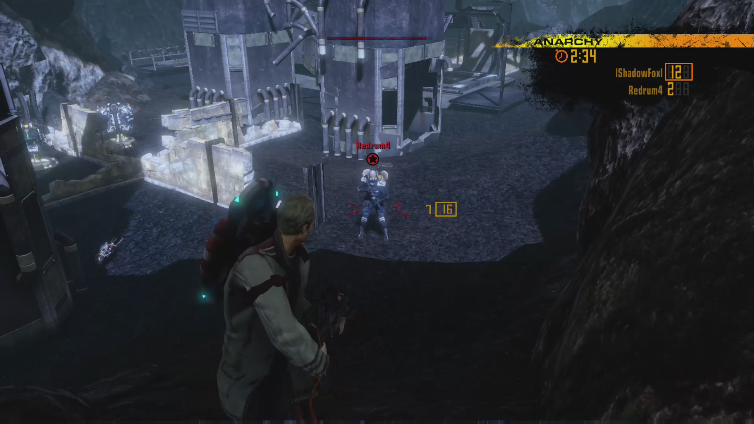lShadowFoxl playing Red Faction Guerrilla Re-Mars-tered